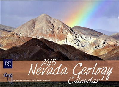 nevada geology calendar 2015. Black Bedroom Furniture Sets. Home Design Ideas