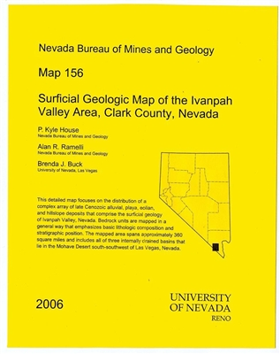 surficial geologic map of the ivanpah valley area clark county nevada. Black Bedroom Furniture Sets. Home Design Ideas