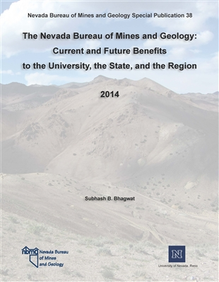 The nevada bureau of mines and geology current and future benefits to the university the state - Geological survey and mines bureau ...